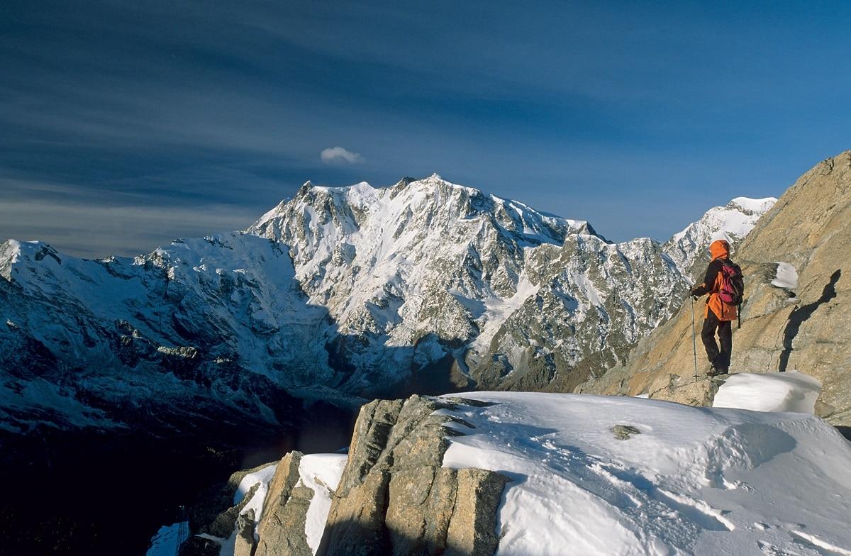Territorio e trekking sul Cervino e sul Monte Rosa