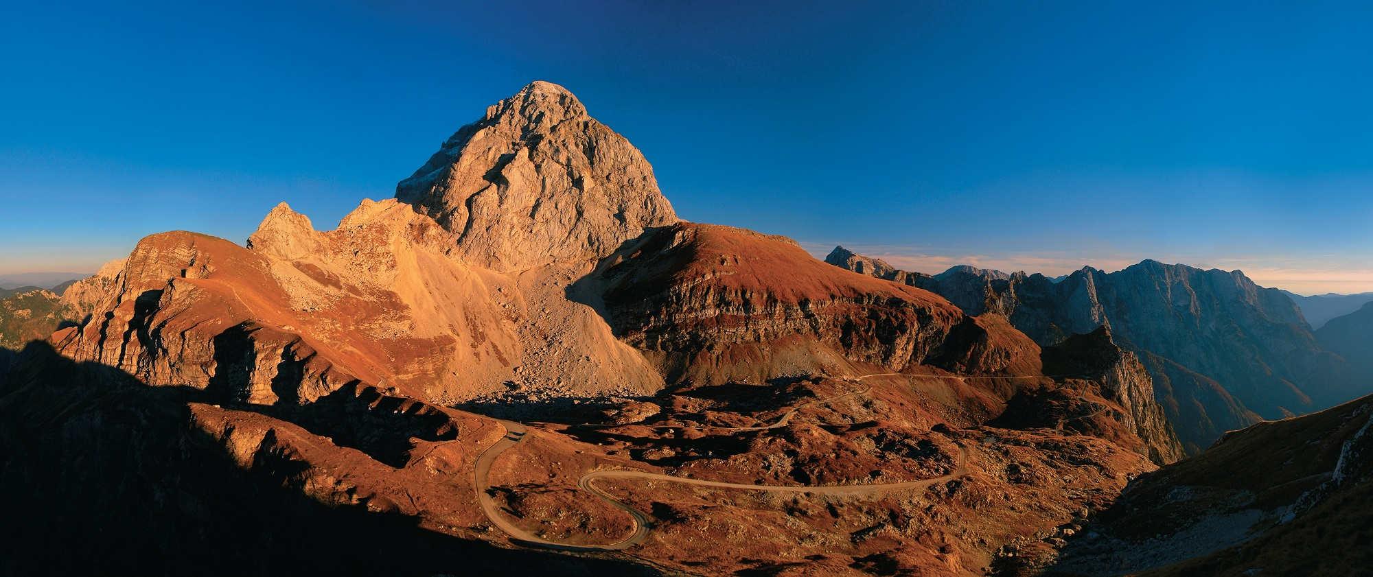 Alpi Giulie stratificazione
