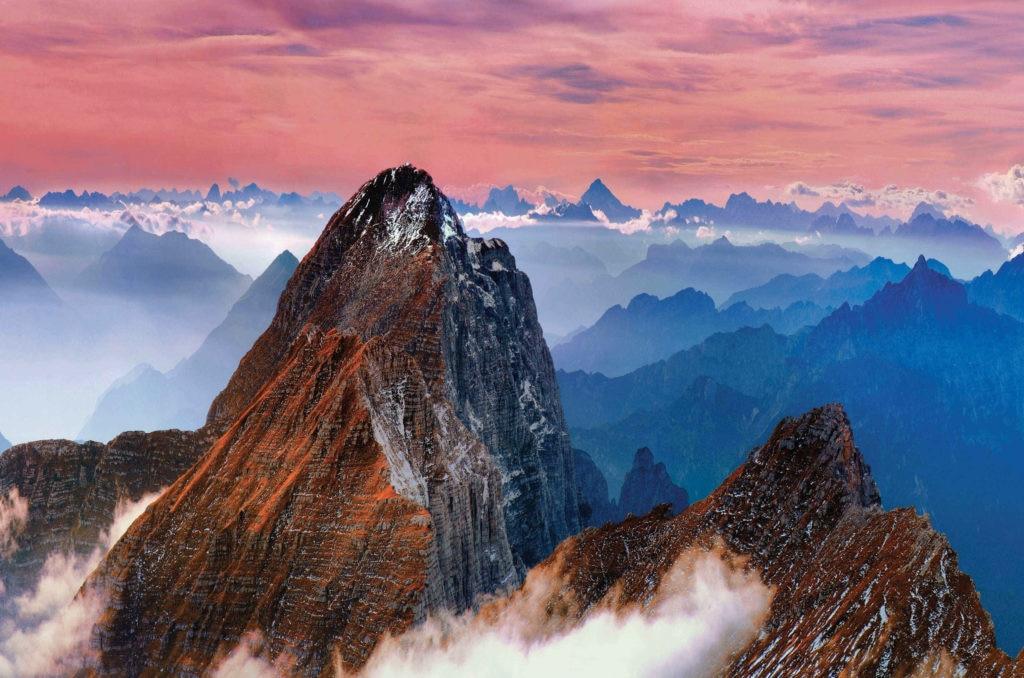 Alla scoperta delle Alpi Giulie
