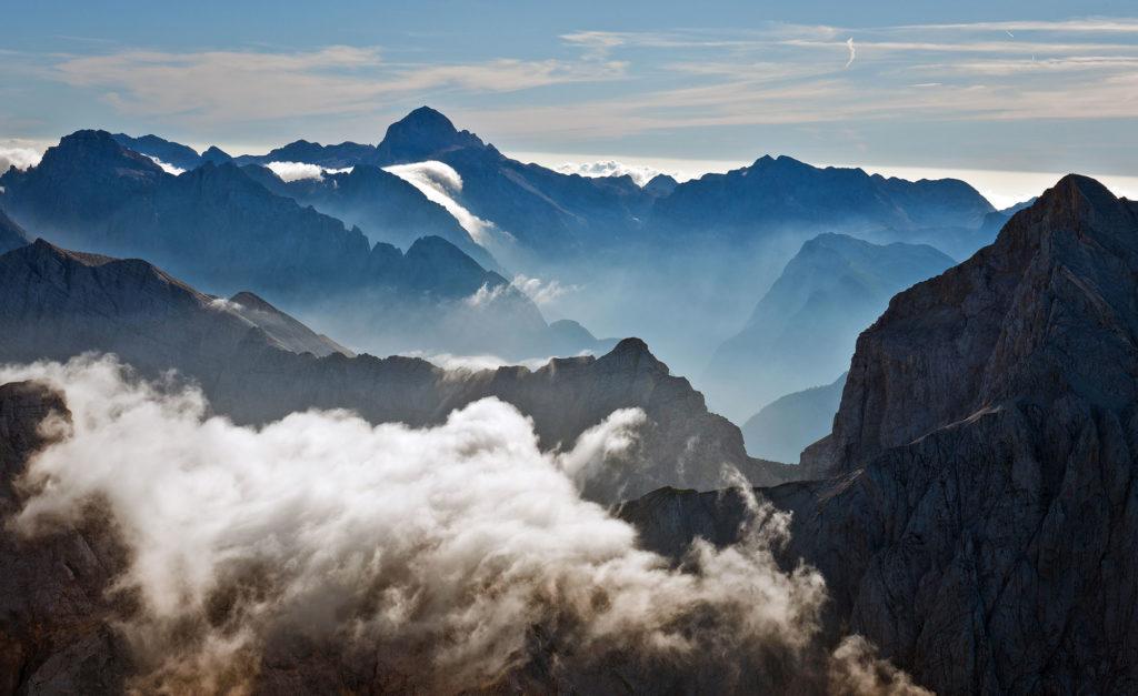 Viaggio nelle Alpi