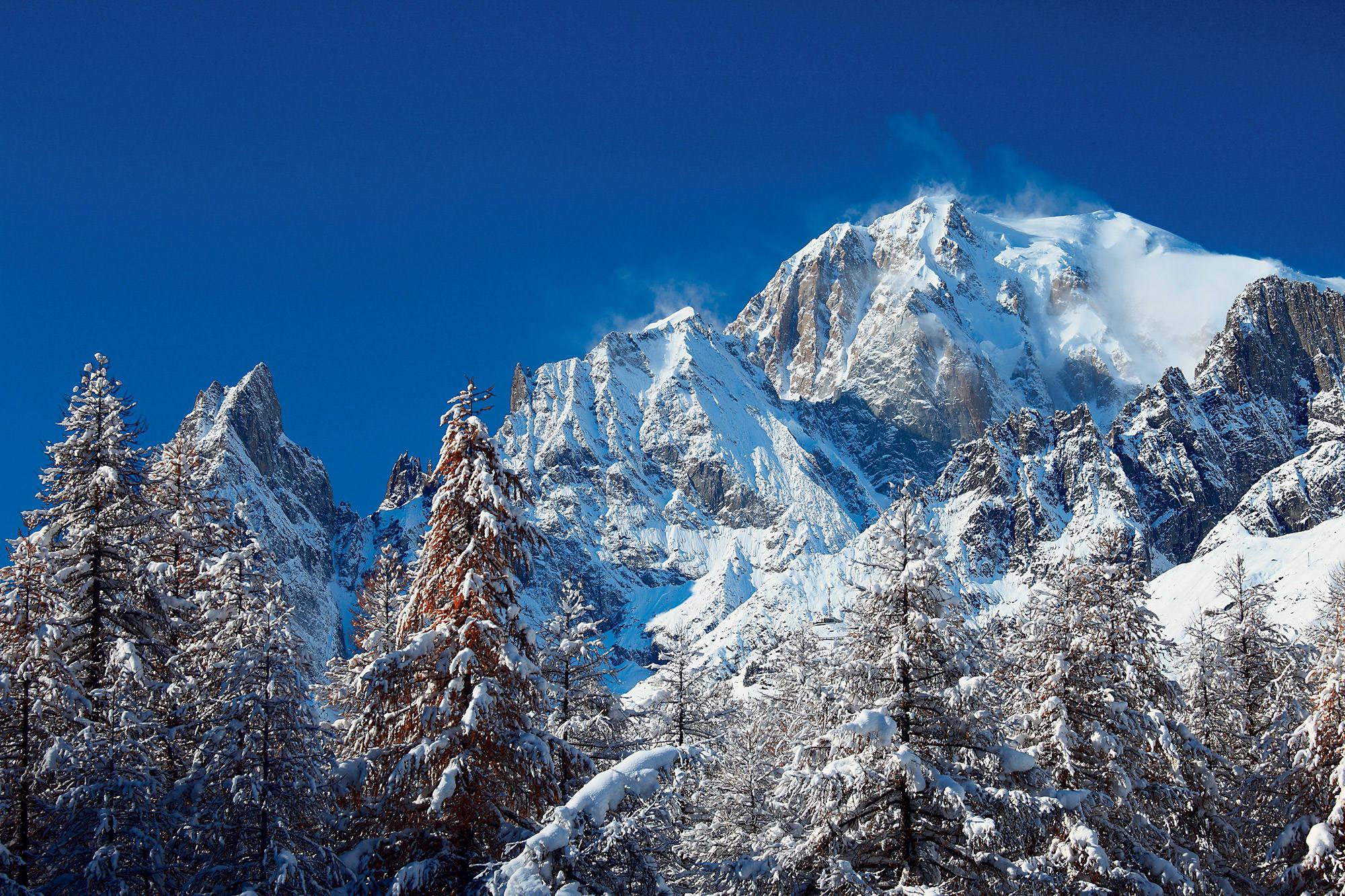 Monte Bianco: toccare il cielo tra i ghiacciai