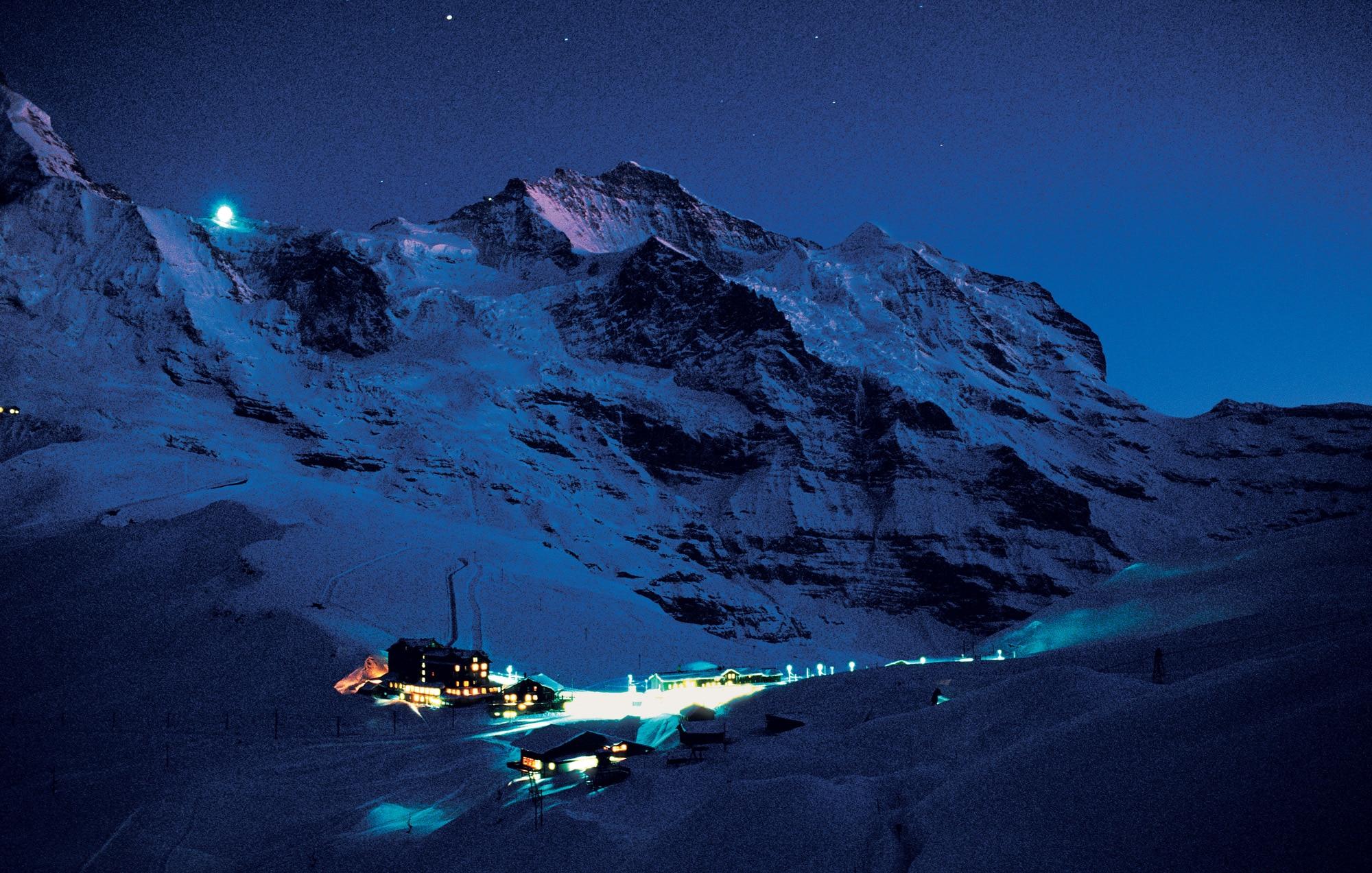 Eiger, Mönch e Jungfrau