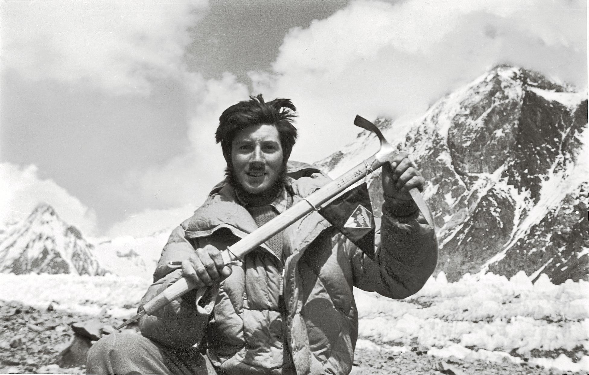 Walter Bonatti, l'alpinista