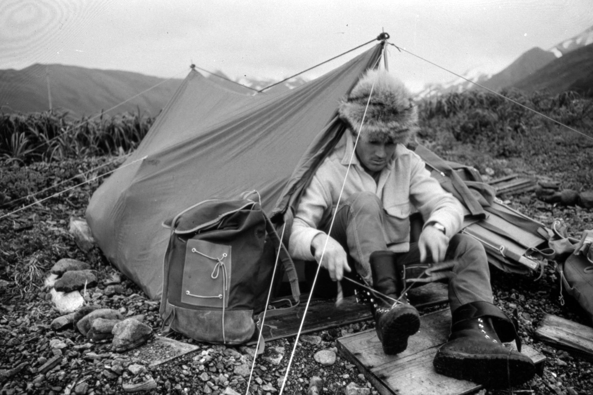 Walter Bonatti, l'esploratore