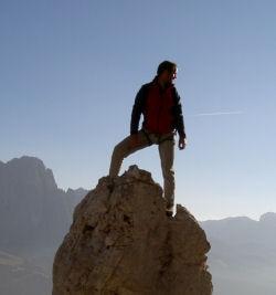 vita in montagna