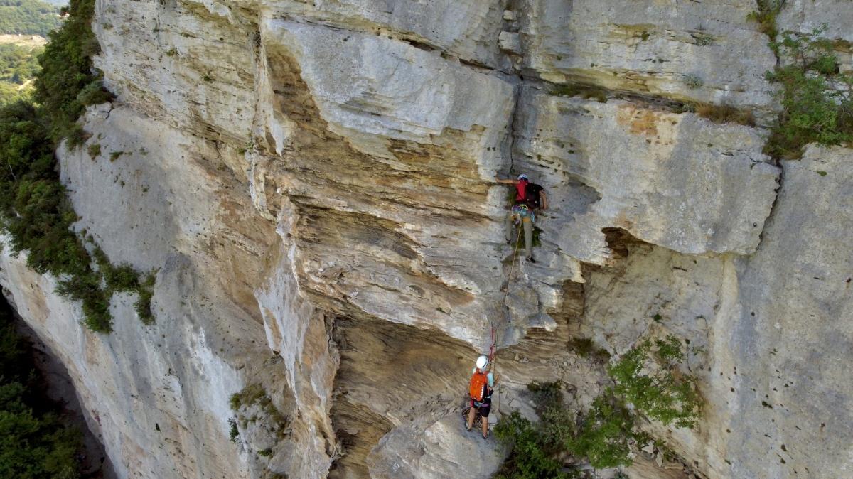 La salita - Video tutorial arrampicata avanzata - Episodio 3