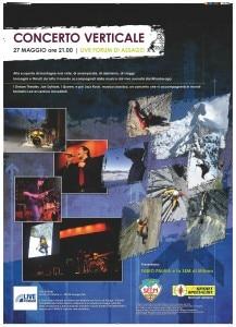 Concerto Verticale Liveforum 27 Maggio