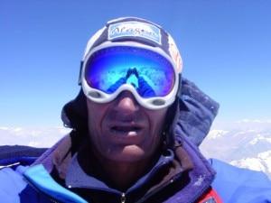 Silvio Mondinelli Vetta Gasherbrum 1