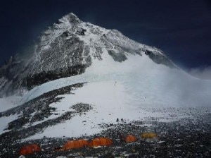 Colle Sud dell'Everest