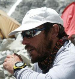 L'alpinista spagnolo Tolo Calafat