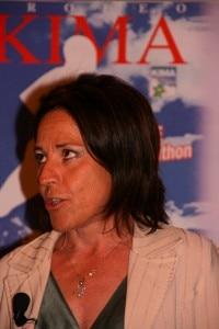 Ilde Marchetti, presidente associazione Kima