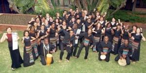 Il nelson mandela metropolitan university choir