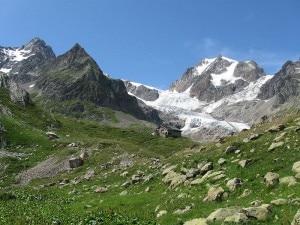 Rifugio Elisabetta in Val Veny