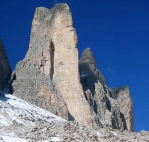 Spigolo Giallo Cima Piccola (Photo Guide Alpine Veneto)