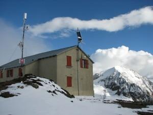 La stazione meteo di Share Stelvio