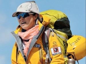 La coreana Oh Eun Sun