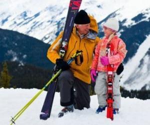 Sciare rende gli uomini più longevi