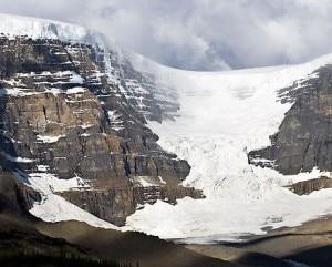 Snow Dome Glacier