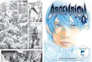 Il manga Ascension