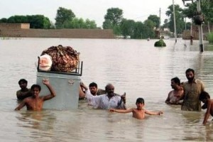 L'alluvione in Pakistan