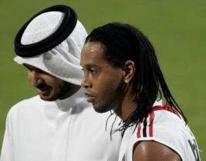 Il calcio, grande passione negli Emirati