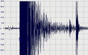 Un sismografo