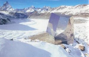 Il nuovo rifugio Monte Rosa Sac