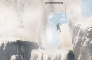 The Rescue Operation - Un'immagine del videogioco di Peak Performance