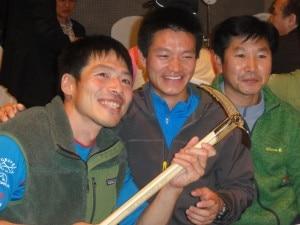 Piolet d'or Asia 2010 - i vincitori