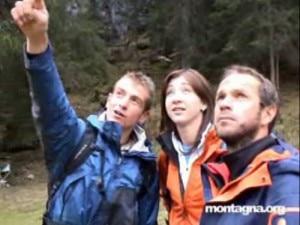 Escursione in val Lunga con Unterkircher e Nones