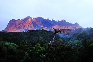 Il Monte Kinabalu