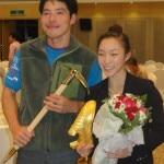 Piolet d'or Asia e scarpetta d'oro 2010