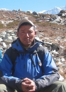 Chhewang Nima Sherpa