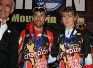 Castañer e Brizio, vincitori Coppa del Mondo Skyrunning 2010