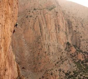 Altroverso in Marocco (Photo Altroverso Climbing Park)
