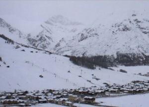La webcam di Livigno (Photo parkchaletvillage)