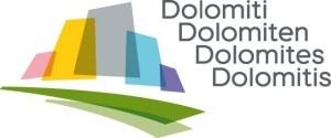Terzo classificato logo Dolomiti Unesco