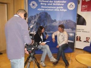 Valentina dAngella intervista Steve House