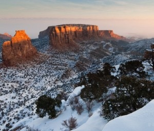 Colorado National Monument br(Photo stephentrainor.com)
