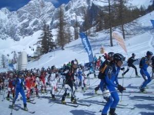 Scialpinismo (Photo courtesy www.ismf-ski.org)