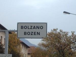 Bolzano, o Bozen