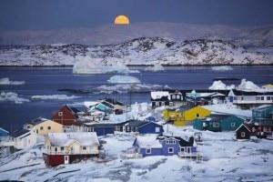 Ilulissat sunrise (Photo courtesy www.independent.co.uk)