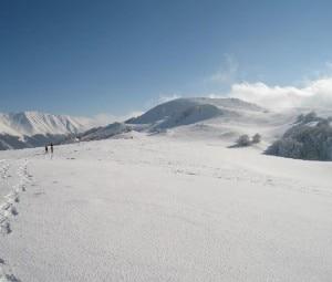 Panorama del monte Mileto da Mandra Castrata (Photo Picasaweb - Folletti)