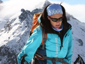 Edurne Pasaban - National Geographic Adventurer of the Year