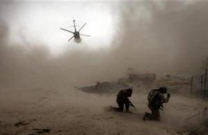 Elicotteri in azione