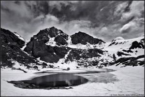 Lago Laus e Punta Cristalliera-Val Chisone (Dario Bonetto)