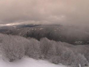 Neve in arrivo sugli Appennini