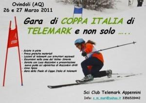 Gara Coppa italia ovindoli 2011