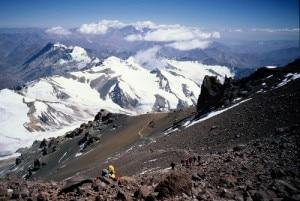 Gran Acarreo, Aconcagua (Photo courtesy Panoramio.com)