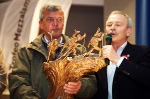 Il nuovo Trofeo Mezzalama presentato ad Aosta